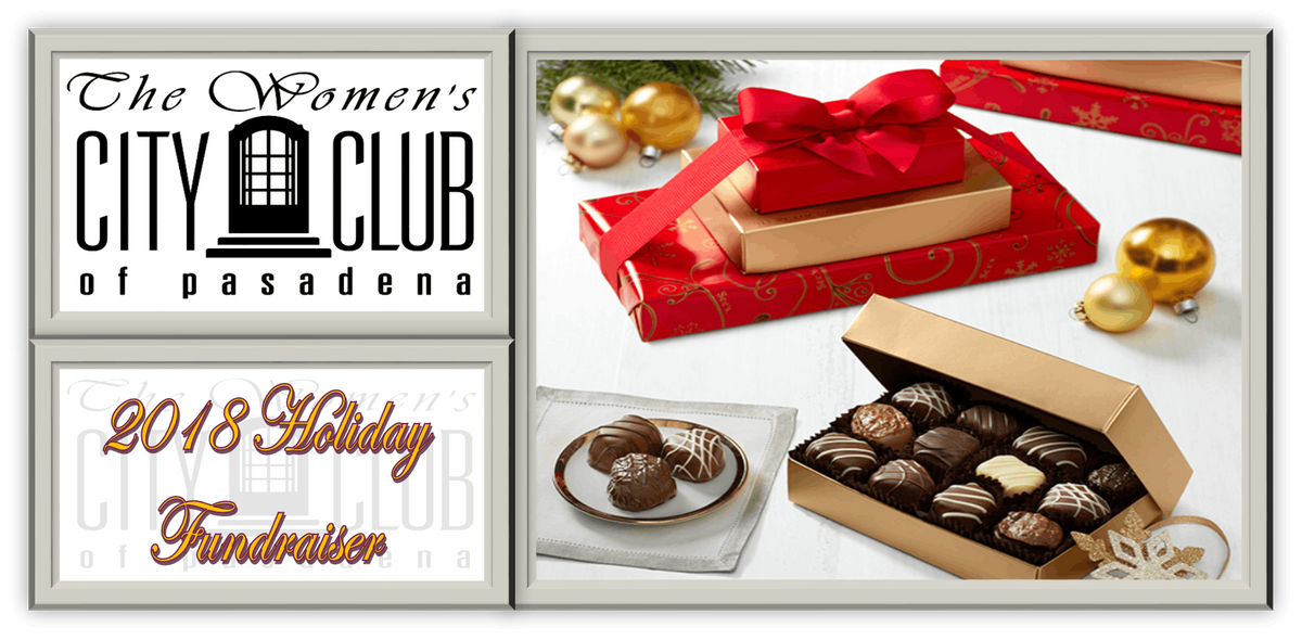 Womens City Club Sees Candy Holiday Fundraiser | Pasadena