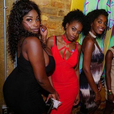 AfroBeatsDC Sunday DayParty Jul 28