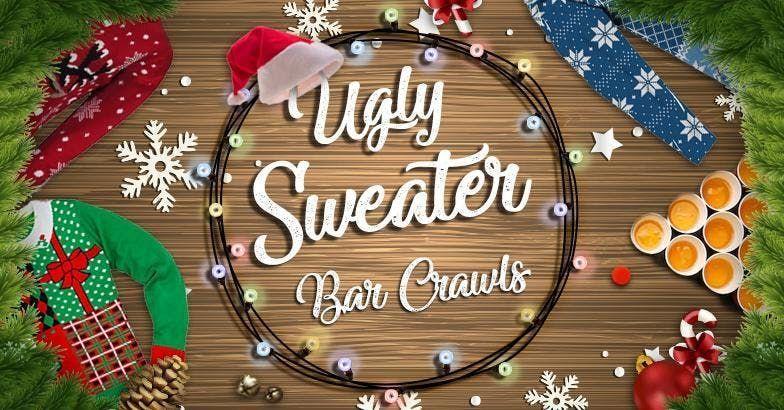 4th Annual Ugly Sweater Crawl OTR