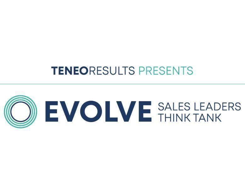 Evolve Sales Leaders Think Tank 2019