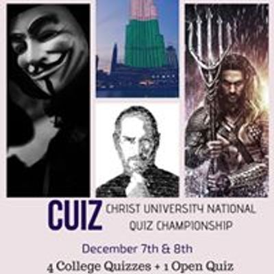 Christ University Quiz Association