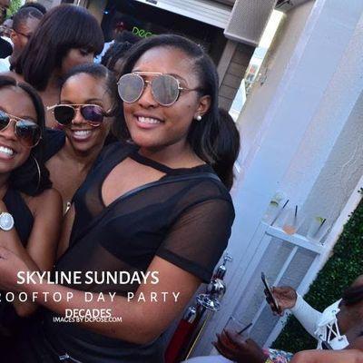 AfroBeatsDC Sunday DayParty Aug 11
