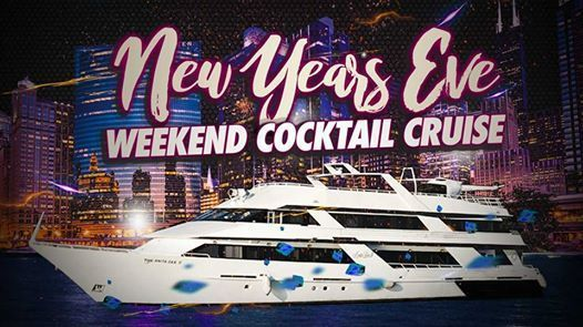 New Years Eve Weekend Cocktail Cruises