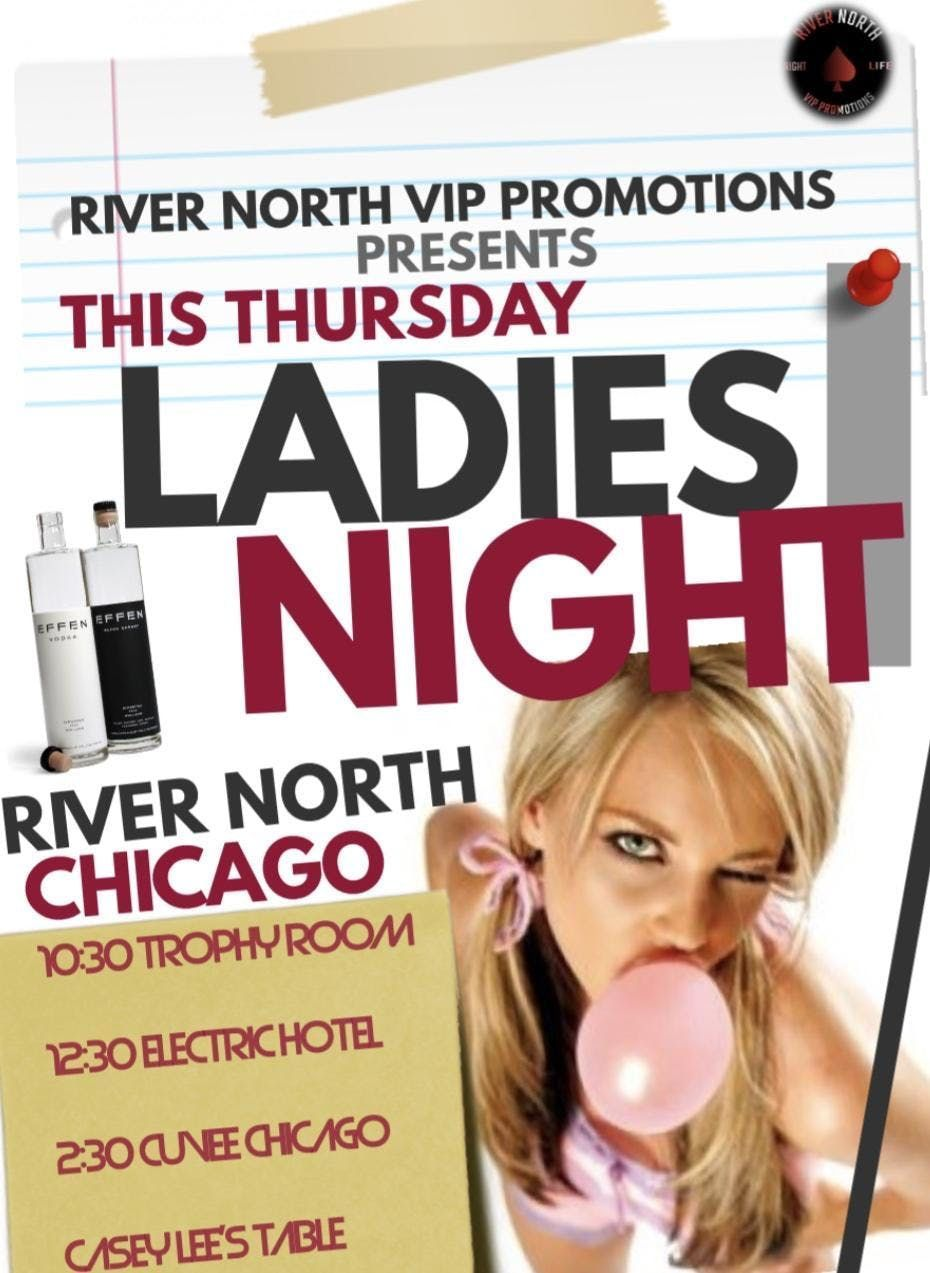 THIRSTY THURSDAY VIP PARTY