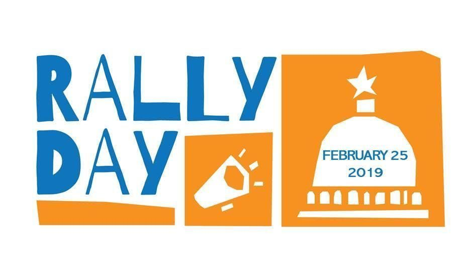 Texas PTA Rally Day  Austin Contingent