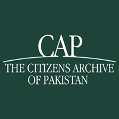 The Citizens Archive of Pakistan