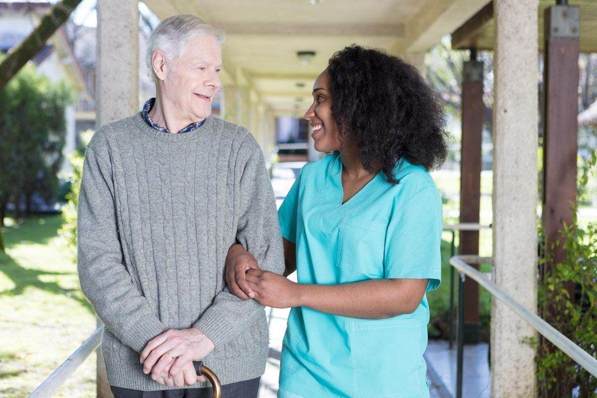 Improving Care Outcomes Bringing Wellbeing to Life