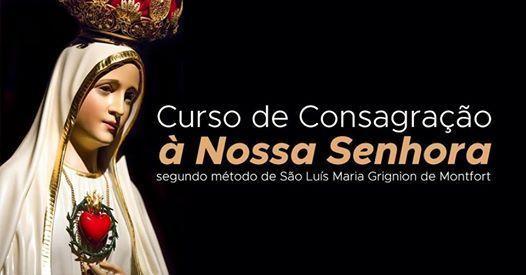 Curso de Consagrao a Nossa Senhora