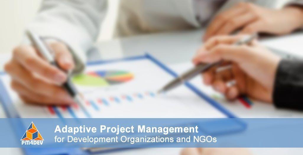 Online Course Adaptive Project Management for Development (April 15 2019)