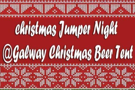 Christmas Jumper Night