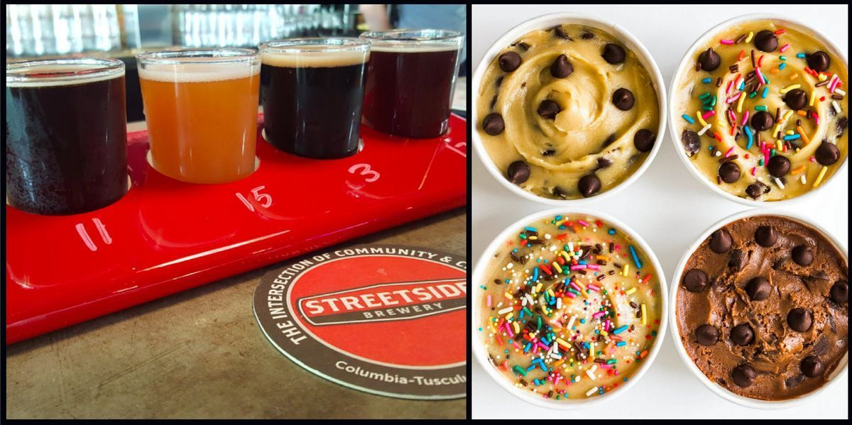 Cookie Dough and Beer Pairing