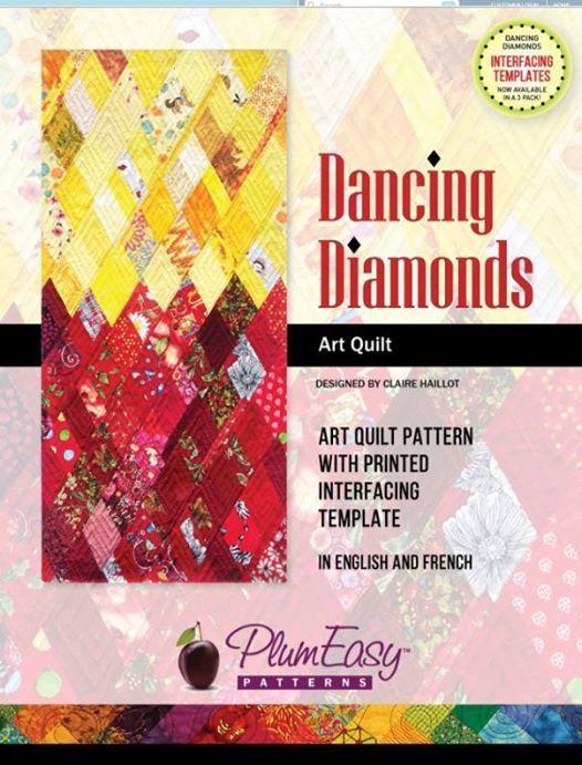 Dancing Diamonds withavec Marie-Claire Charette