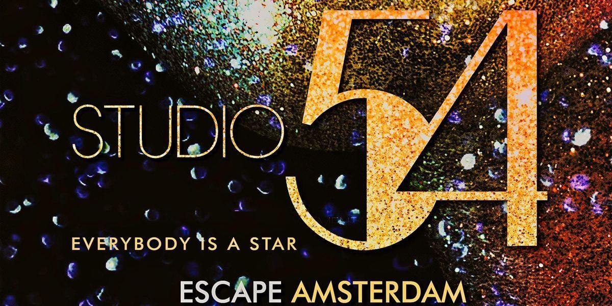 Fridaynight at Studio 54