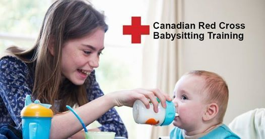 Red Cross Babysitting Course - Arnprior