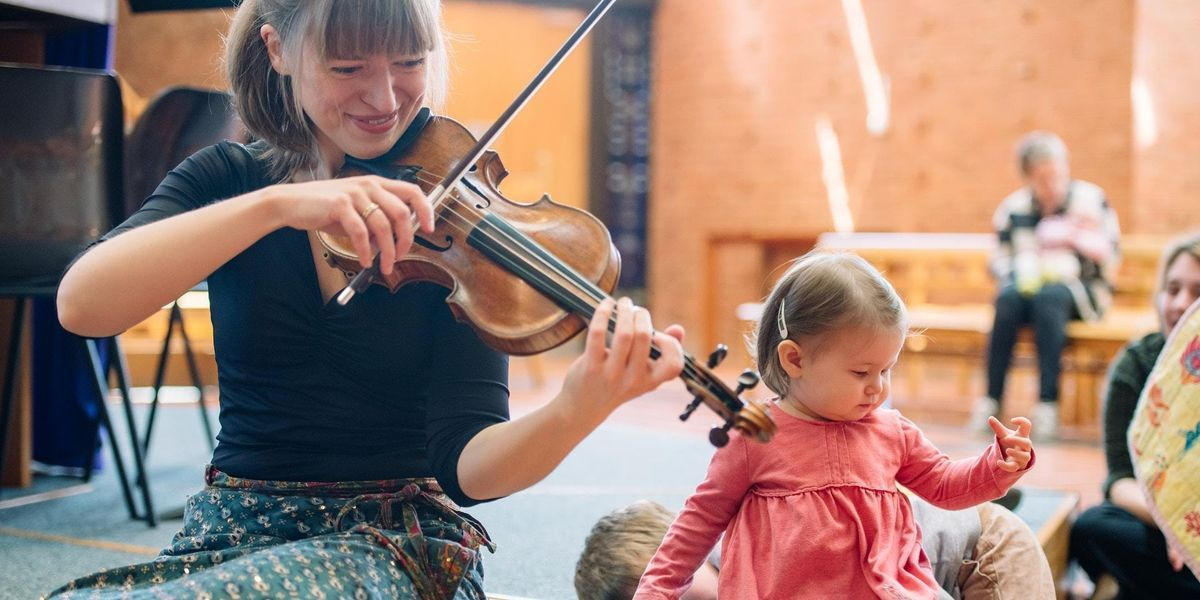 Surbiton - Bach to Baby Christmas Family Concert