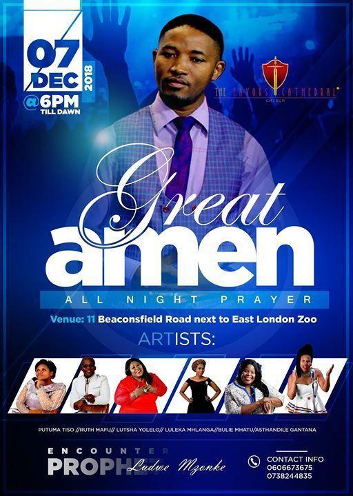 Great Amen Annual Event