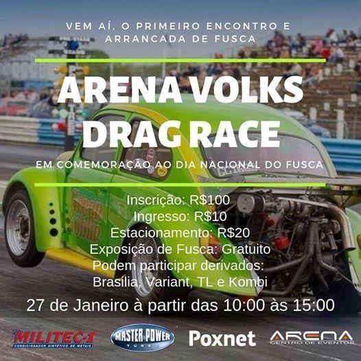 Arena Volks Drag Race