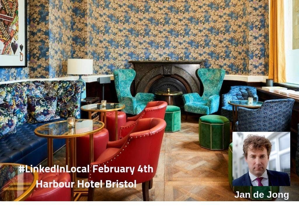 LinkedInLocal Bristol Monday February 4th 2019