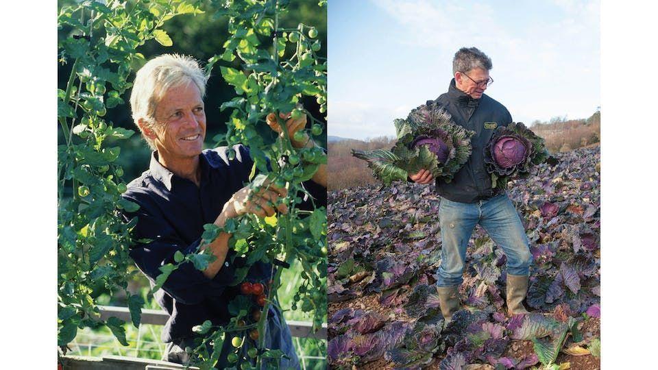 Pioneering Organic Farmers Eliot Coleman & Guy Singh-Watson in Conversation
