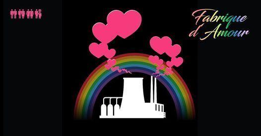 Fabrique dAmour  LGBTQ Night auf 2 Floors Rockfabrik