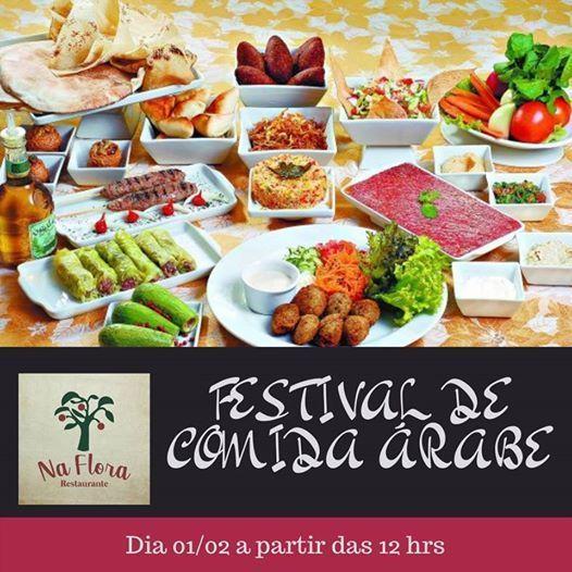 Festival de Comida rabe