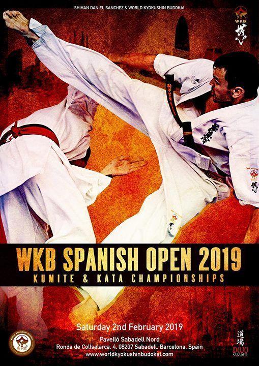 WKB Spanish Open