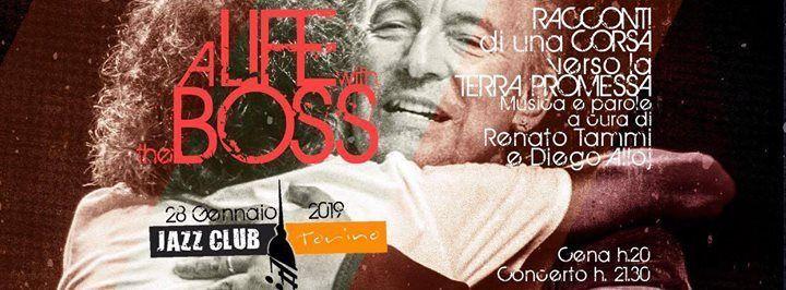 Renato Tammi presenta A LIFE WITH THE BOSS