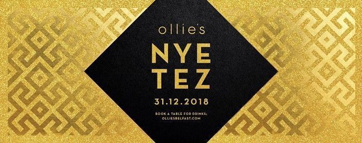 New years Eve at Ollies