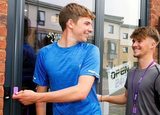 Take a Tour of Anytime Fitness Barnstaple