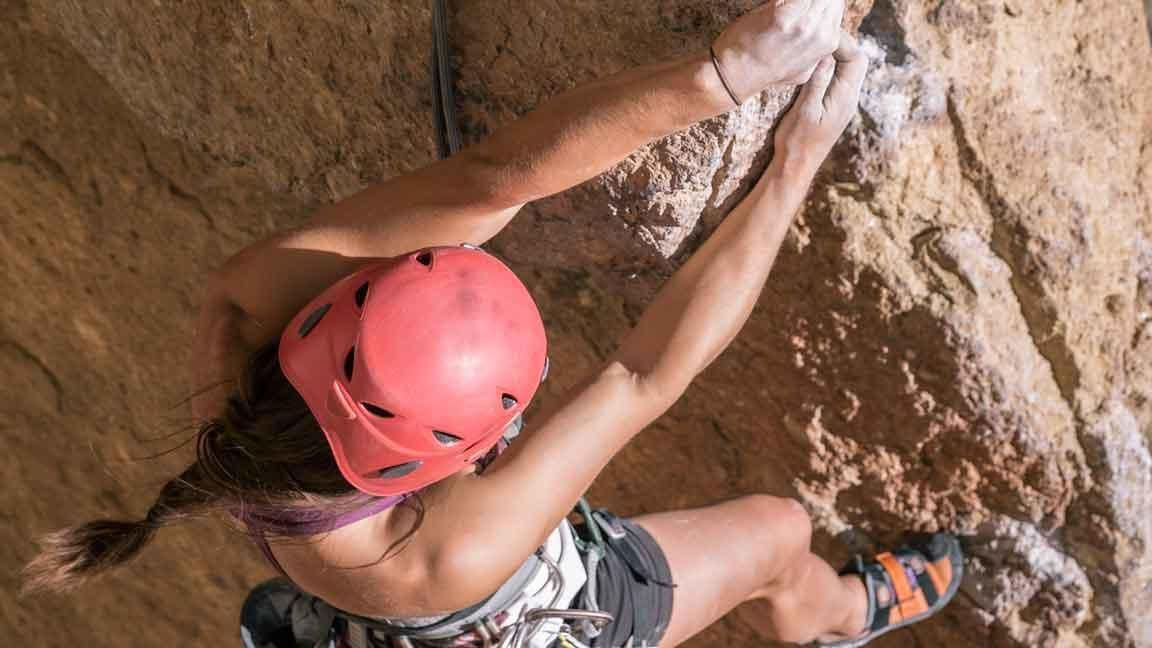 Caving and Rappelling at Colorado Bend State Park