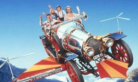 Chitty Chitty Bang Bang on the BIG Screen