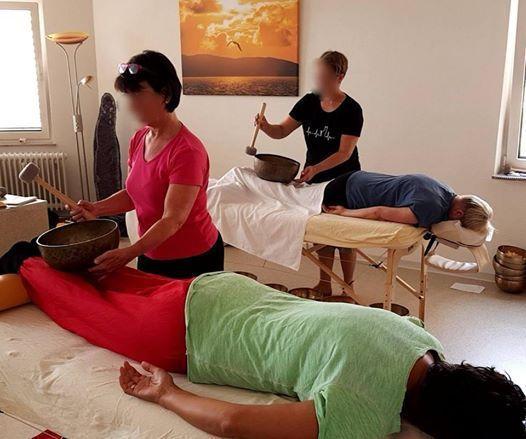 Ausbildung Klangmassage mit Planetenklangschalen Blockseminar