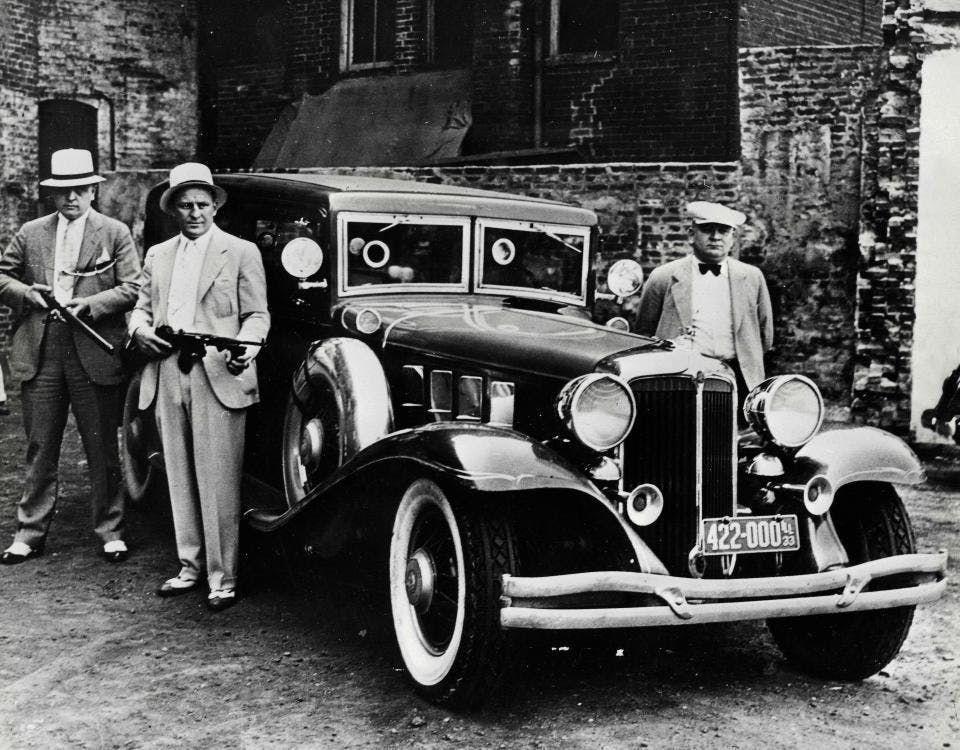 Gangster Mob Prohibition Pub Crawl