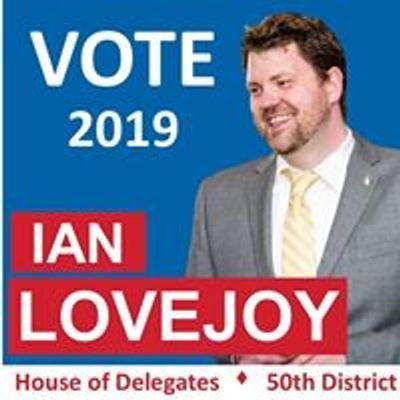 Ian Lovejoy for Delegate