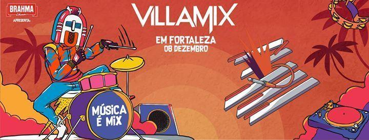 Villa Mix Fortaleza 2018