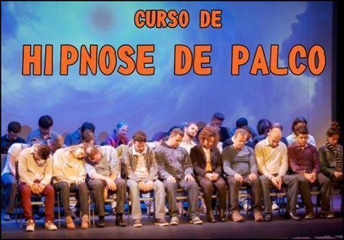 Curso de Hipnose de palco
