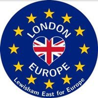 Lewisham East for Europe