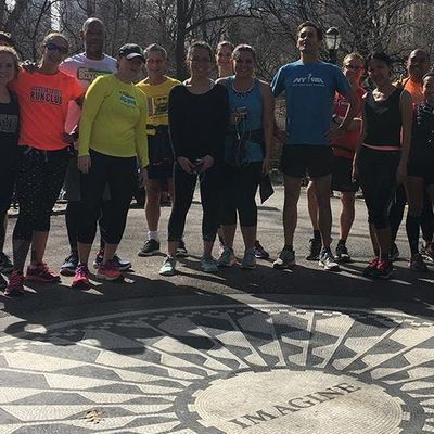 NYRR Central Park Running History Tour