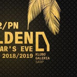 Golden New Years Eve w KluboGalerii SARP