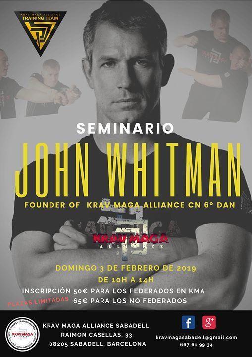 Seminario John Whitman 322018