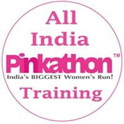 All India Pinkathon Training Girls