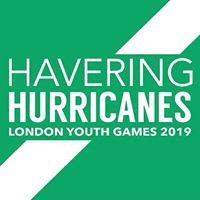 Havering London Youth Games Team