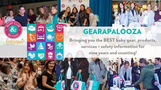 Gearapalooza Brooklyn The Ultimate Baby Gear and Registry Event