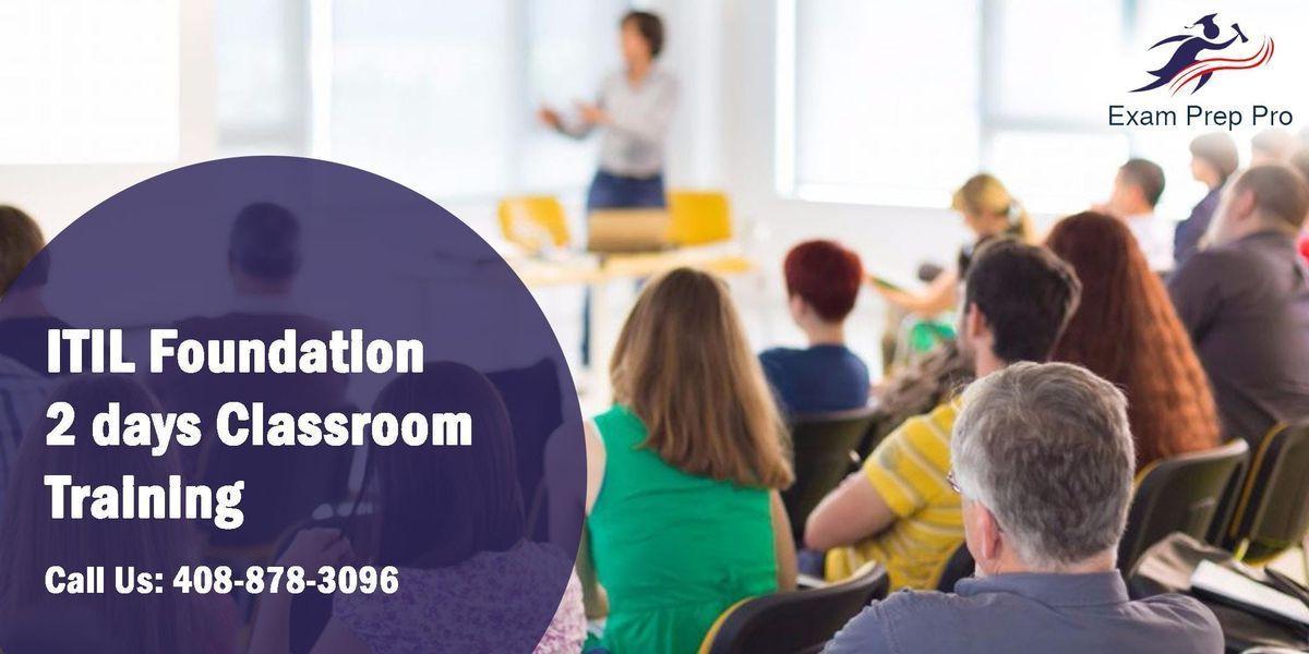 ITIL Foundation- 2 days Classroom Training in AlbanyNY