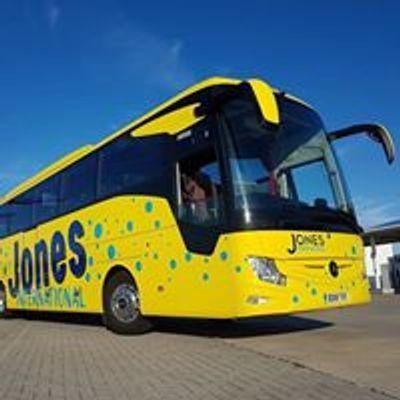 Jones The Bus