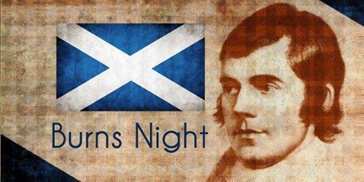 Burns Supper in support of the Captain David Seath Memorial Fund
