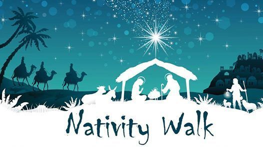 Nativity Walk at First Christian Reformed Church