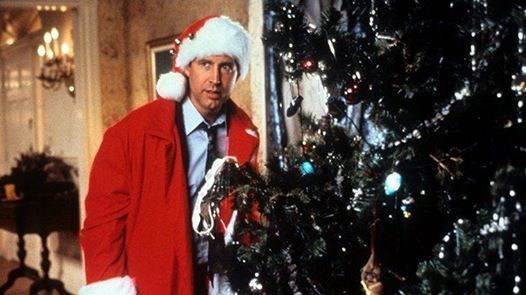 National Lampoons Christmas Vacation Movie Party