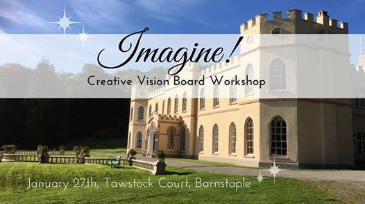 Imagine - Creative Vision Board Workshop