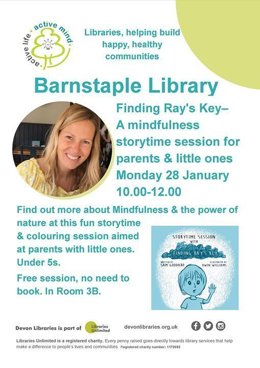 Mindful Storytime Session